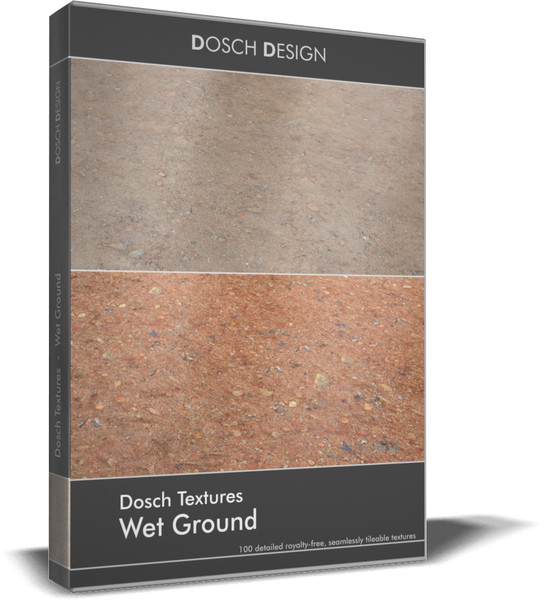 DOSCH Textures - Wet Ground