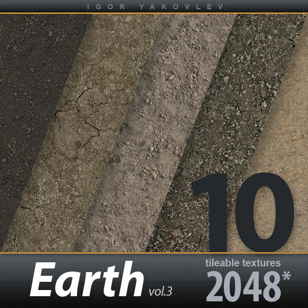 Earth Textures vol.3