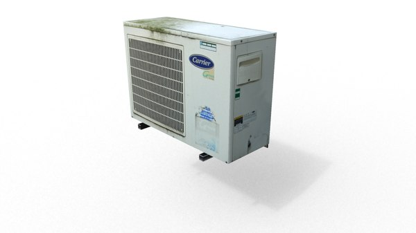 3d heat pump small model