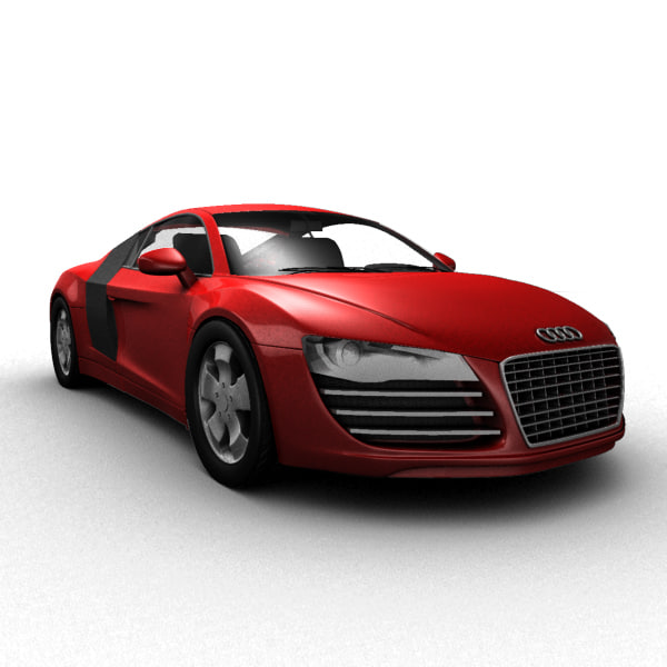 racing car 3d max - Racing Car... by Mangesh Kondalkar