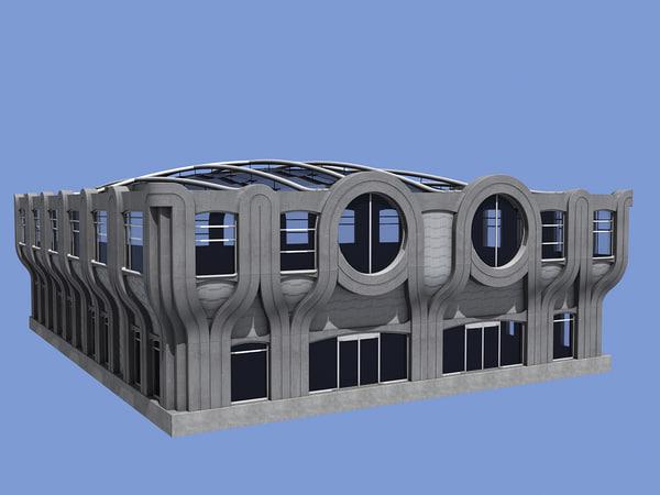 maya grey eminence building