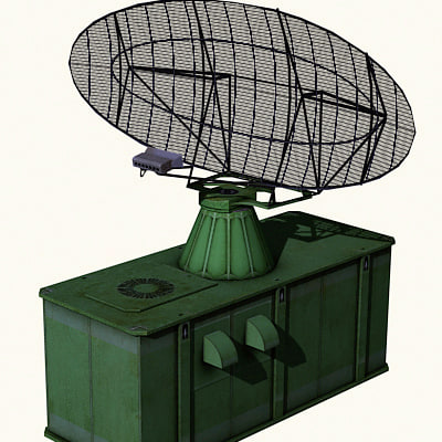 3ds radar airfields military