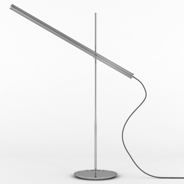 Benjamin Hubert Crane Lamp