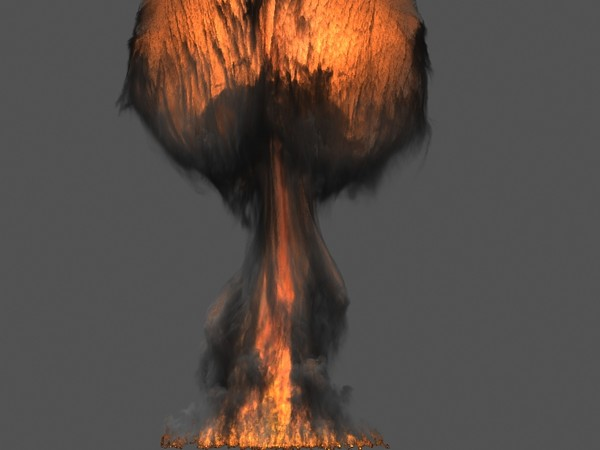 fumefx atom bomb fx 3d max - FumeFx Basic Pack... by Insect.Digital.Alchemy