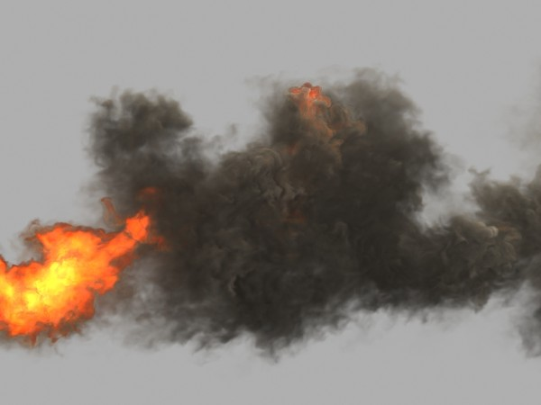 max flamethrower fumefx fx - FumeFx Flamethrower A... by Insect.Digital.Alchemy