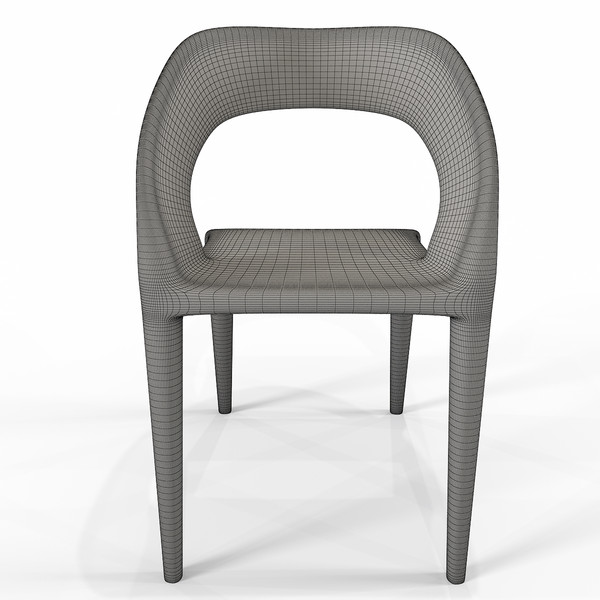 3d chair philippe starck - chair Philippe Starck... by jockermaxjocker
