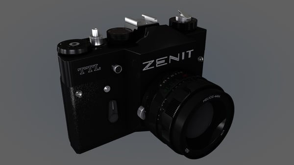 cinema4d zenit ttl
