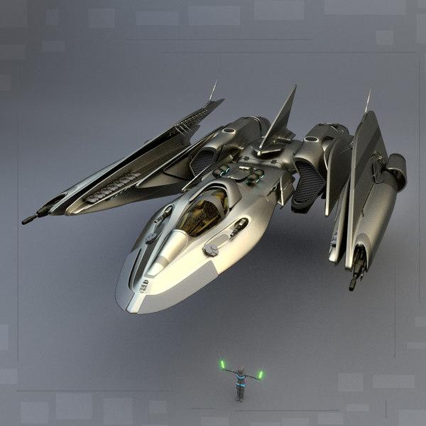 Spaceship FSX82001R