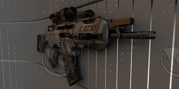 max assault rifle