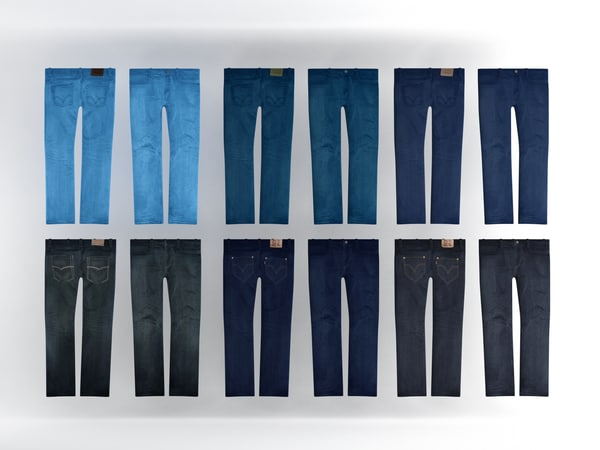 3ds jeans - Jeans_Collection... by Matz models
