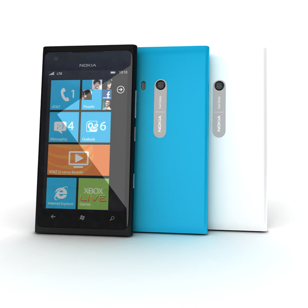 new Nokia Lumia 900 Collection