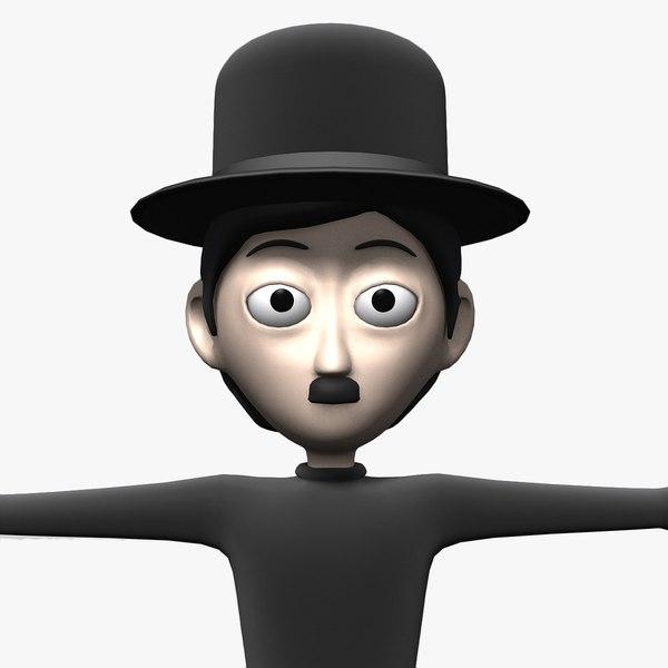 Charlie Ann Chaplin Non Rig