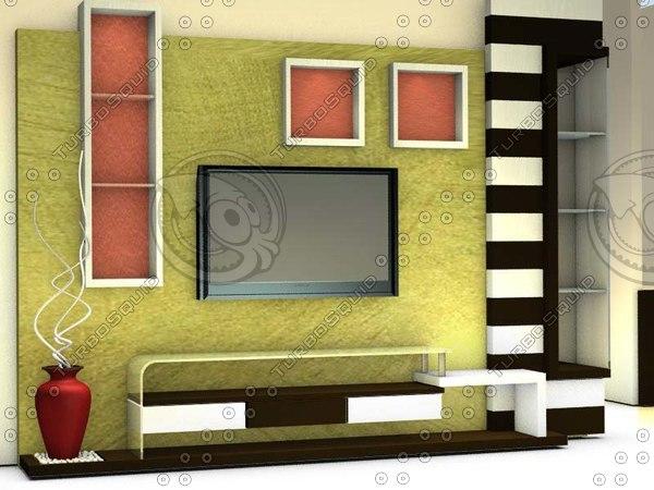 tv unit model