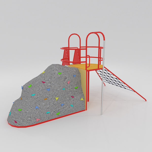 kit climbing 3d obj - Kit for Climbing 1... by wolfgraf