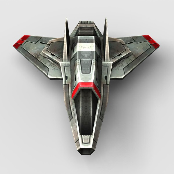 free 3ds mode space - Space_Frigate_6... by Angryfly