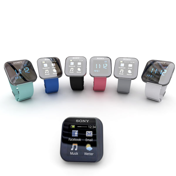 Sony Smartwatch Collection
