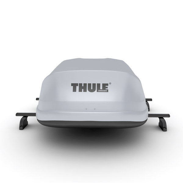 thule roof car rack 3d model - Thule Roof Car Rack Package... by Leeift