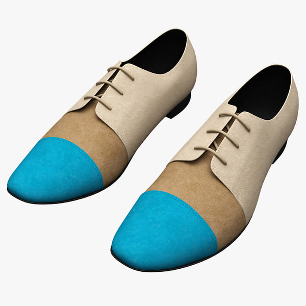 Men Shoes Ana Locking Blue