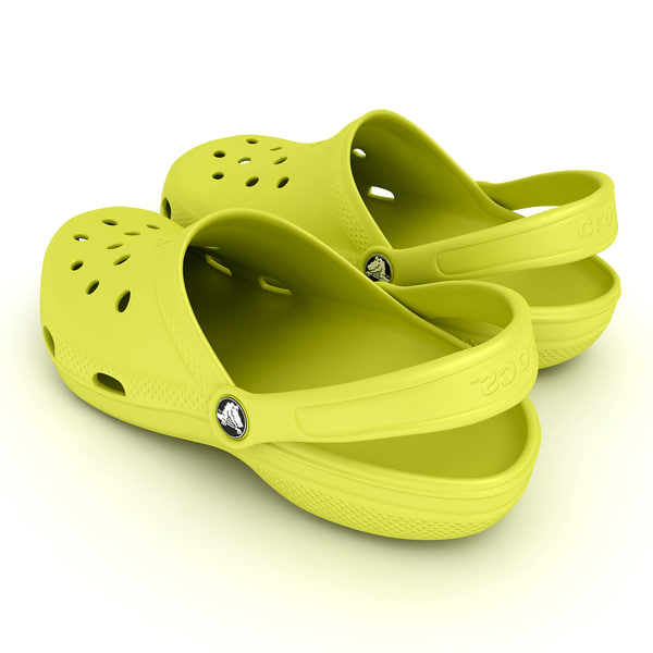 3d crocs shoes sandals clogs - Crocs Shoes, Sandals, & Clogs in Pink, Green, Lime, Blue C... by Leeift