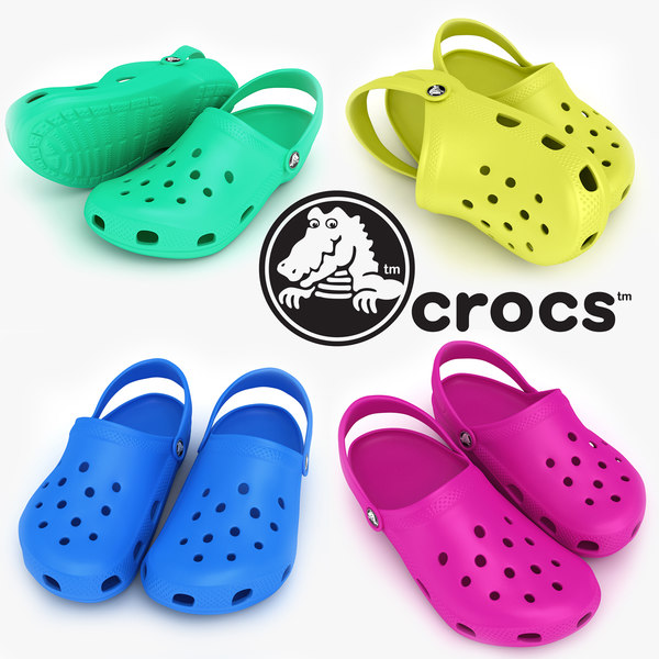 Crocs Shoes, Sandals, & Clogs in Pink, Green, Lime, Blue Collection