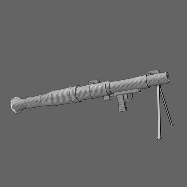 3d rocket launcher flamethrower - Rocket launcher & Flamethrower Combo... by Mister A
