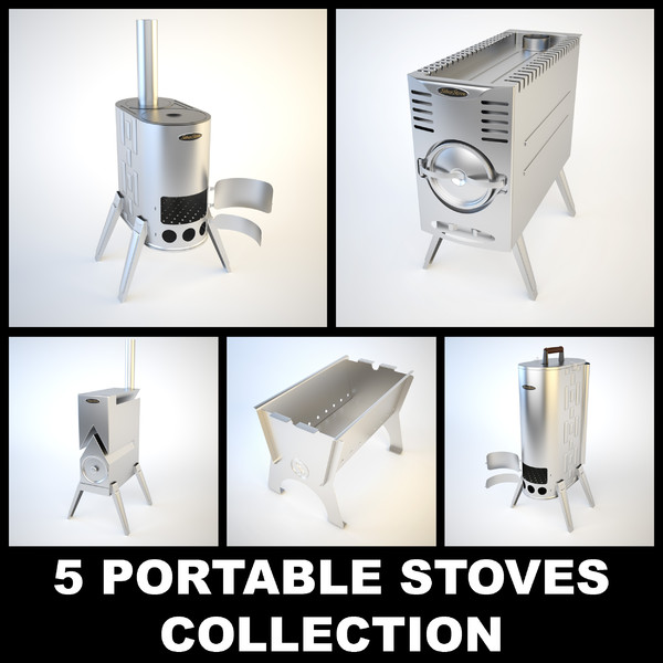 max stove siber - 5 SiberStove Portable Stoves Collection... by temp64GTX