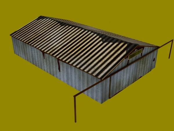 Small Hangar