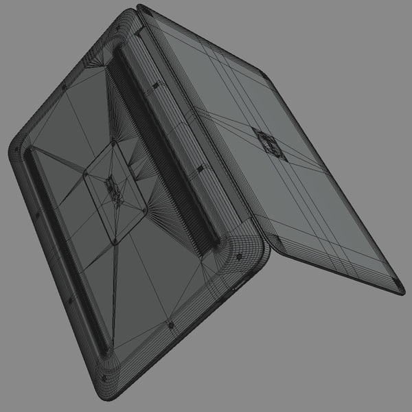 3d model dell xps 13 ultrabook - DELL XPS 13 Ultrabook... by iljujjkin