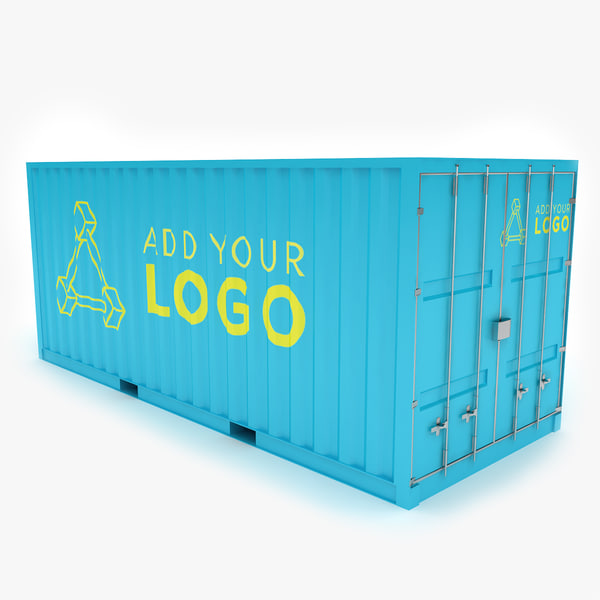 Your Logo Cargo Trade Container for Trucks, Ships or Planes
