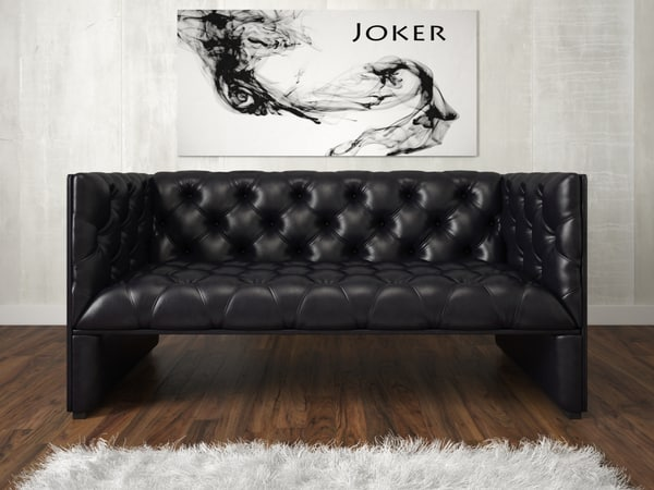 3d chair sofa model - Chesterfield Collection.Vol 1... by joker1979