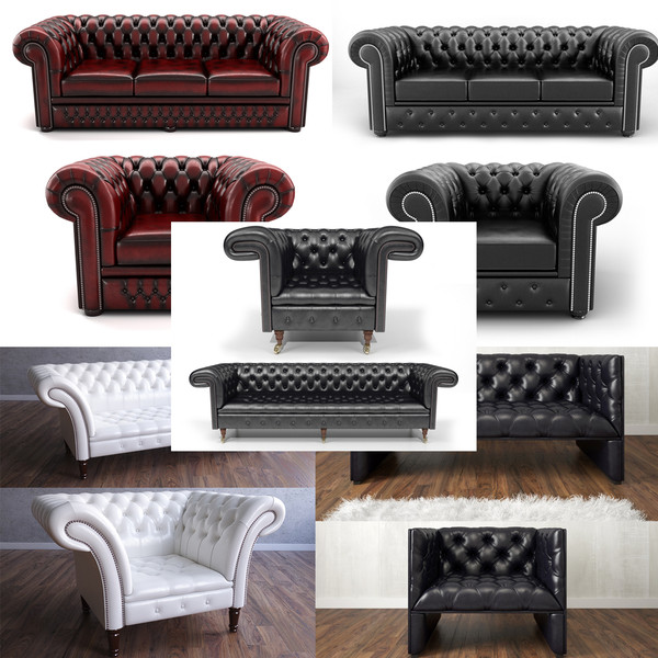 Chesterfield Collection.Vol 1