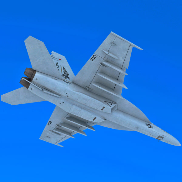 aircraft carrier 3 f a-18 max - US Aircraft Carrier Collection 3... by 3d_molier