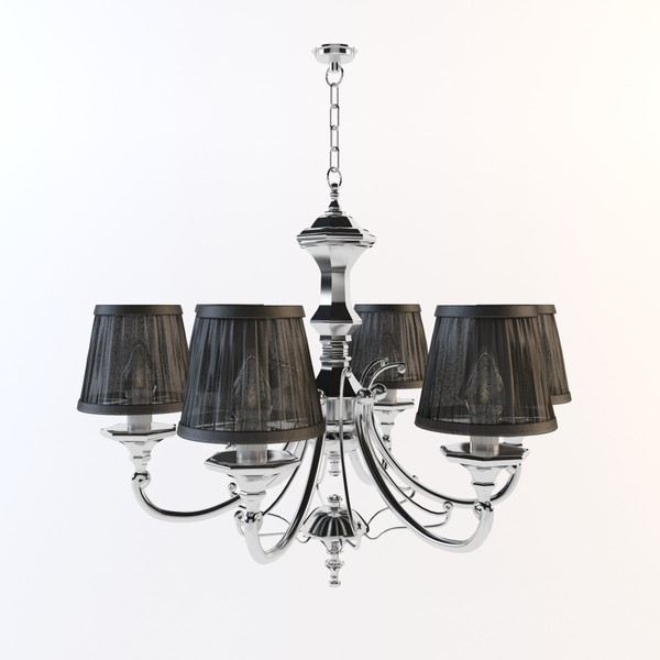 maya eichholtz - 6 arm - Eichholtz - 6 arm chandelier LIG04361... by renekorda