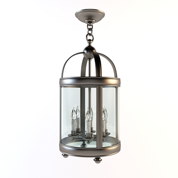 visual comfort - mini 3d max - Visual comfort - Mini edwardian arch top lantern CHC3426BZ... by renekorda