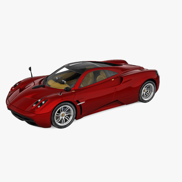 3d model supercars 2 - SuperCars Collection 2... by 3d_molier
