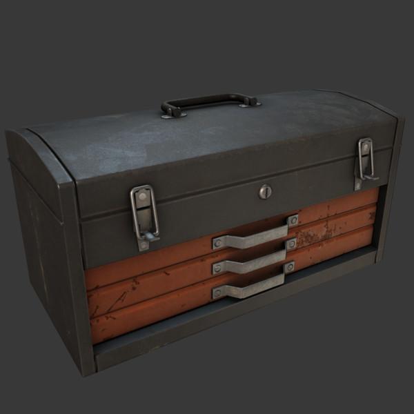 3d model ready toolbox