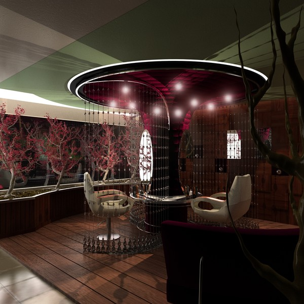 decorative salon max - Hair Salon Avant-garde... by solarseas