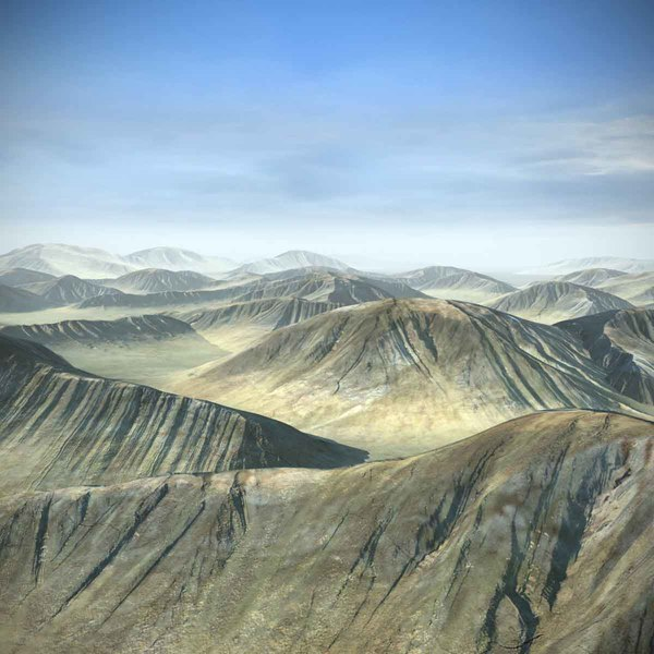 Terrain Mountain Hills