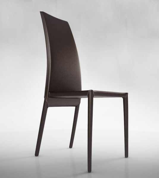 3ds max calligaris charme chair