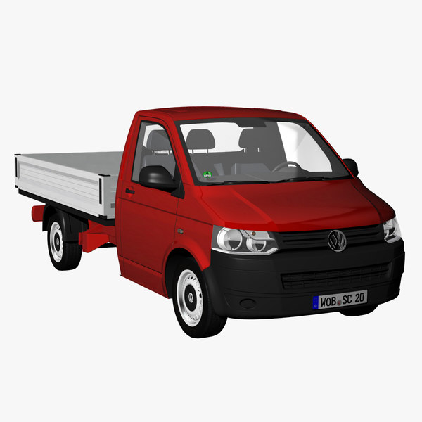 VW T5 Single Cab 2012