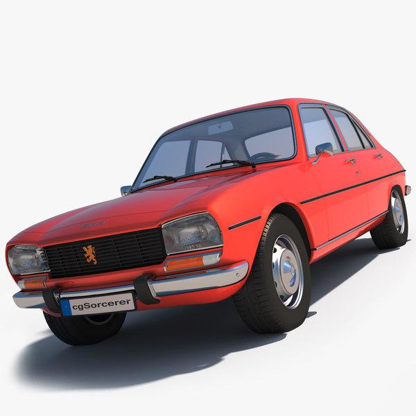 Peugeot 504 _