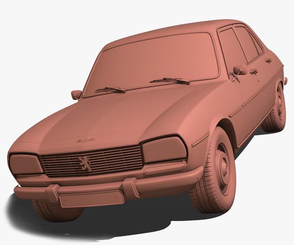 Peugeot 504 1970