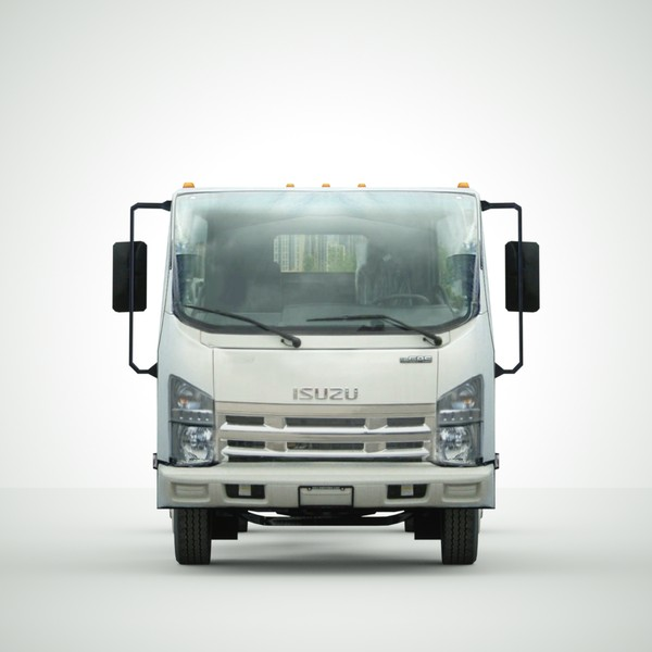 npr 75l 2012 3d 3ds - Isuzu NPR 75L 2012... by be fast