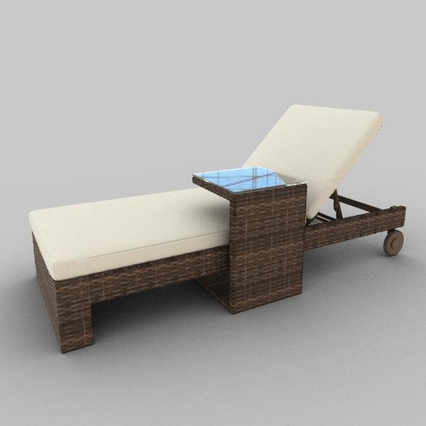 Rattan Seat Set 18