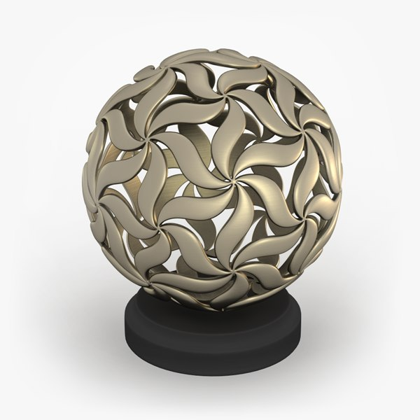 3d model abstract sculpture
