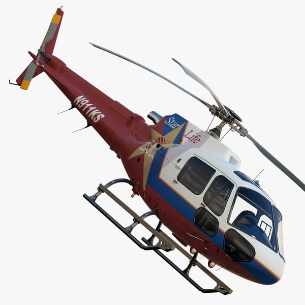 Eurocopter AS350  BA KS LIFESTAR