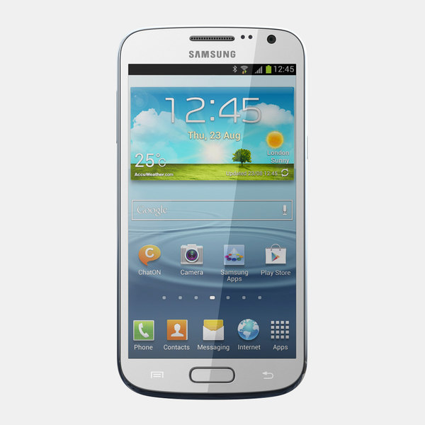 samsung galaxy premier i9260 3d model