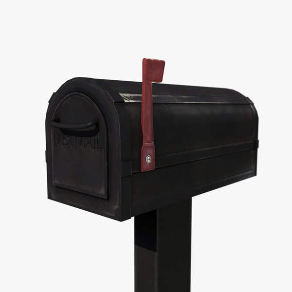 3ds mailbox post box