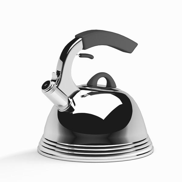 teapot 01 3d 3ds