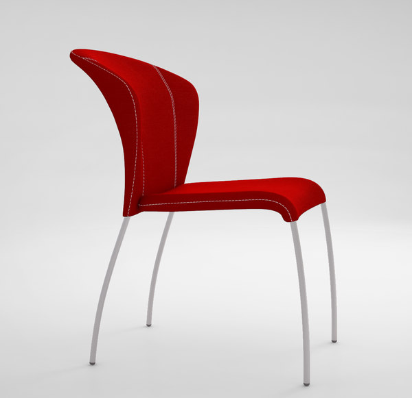 3ds max montis calla chair